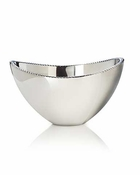 Nambe Braid Serving Bowl, Small - Alloy