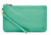 Handbag Butler Mighty Purse Turquoise Wristlet - CLOSEOUT