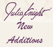 Julia Knight New Additions