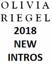 Olivia Riegel 2018 New Intros
