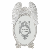 Olivia Riegel Angel Wings 2.5 x 3.5 Frame