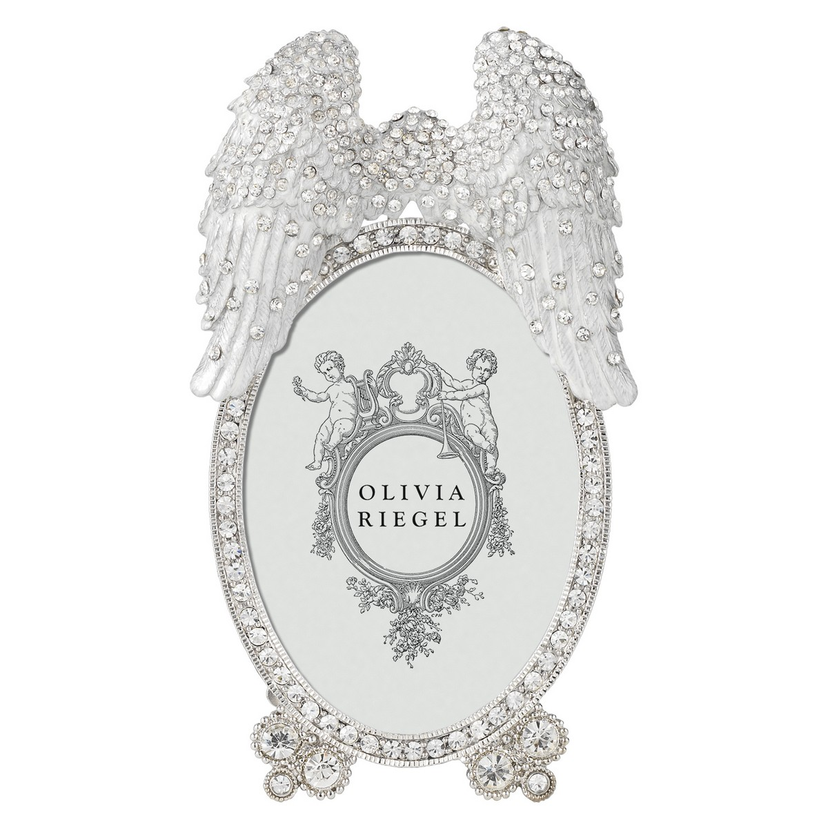 Olivia Riegel Angel Wings 2.5 x 3.5 Frame - Shipping November