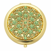 """Olivia Riegel August """"Peridot"""" Compact - CLOSEOUT"""