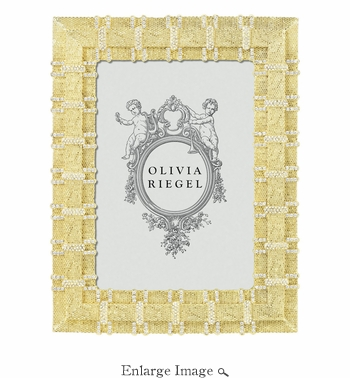 Olivia Riegel Carlyle 5 x 7 Frame