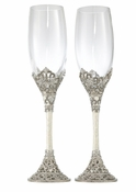 Olivia Riegel Celebration Flute Pair