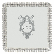 "Olivia Riegel Clear Chelsea 4"" x 4"" Frame"
