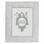 "Olivia Riegel CRYSTAL ALEXIS 5"" x 7"" FRAME - CLOSEOUT"
