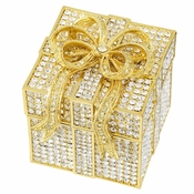 Olivia Riegel Crystal Pave Gift Box - CLOSEOUT