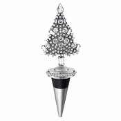 Olivia Riegel Crystal Tree Bottle Stopper