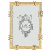 "SOLD OUT Olivia Riegel Gold Cassini 4"" X 6"" Frame"