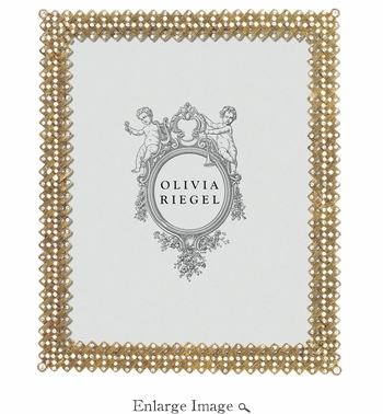 SOLD OUT Olivia Riegel Gold Lattice 8