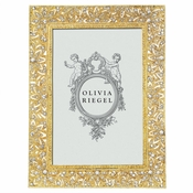 "Olivia Riegel Gold Windsor 4"" x 6"" Frame"