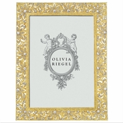 "Olivia Riegel Gold Windsor  5"" x 7"" Frame"