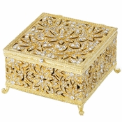 Olivia Riegel Gold Windsor Large Box