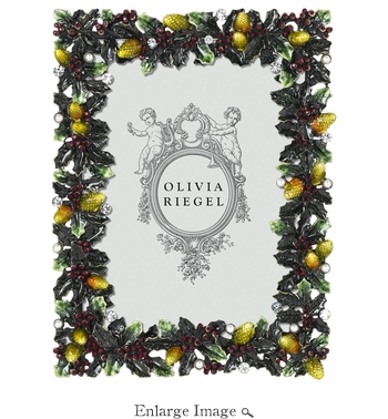 Olivia Riegel Holly 5 x 7 Frame