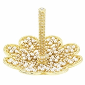 "Olivia Riegel June ""Pearl"" Ring Holder"