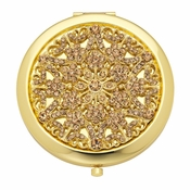 "Olivia Riegel ""Topaz"" Compact - CLOSEOUT"