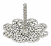 SOLD OUT Olivia Riegel Pearl Princess Ring Holder - CLOSEOUT