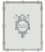 """Olivia Riegel Silver Cassini 8"""" x 10"""" Frame - Shipping March"""