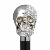 Olivia Riegel Skull Walking Stick - Shipping September