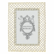 "Olivia Riegel Tristan 4"" X 6"" Frame - CLOSEOUT"