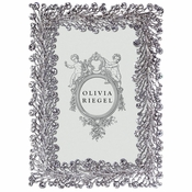 """Olivia Riegel Twinkles 4"""" x 6"""" Frame with Decorated Back"""