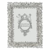 "Olivia Riegel Twinkles 5"" x 7"" Frame with Decorated Back"