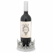 Olivia Riegel Warwick Crown Candle Holder/Wine Coaster - CLOSEOUT