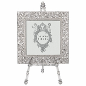 Olivia Riegel Windsor 4 x 4 Frame on Easel
