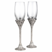 Olivia Riegel Windsor Flute Pair - 7 oz.