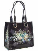 SOLD OUT Papaya Beauty Bouquet Luxe Tote