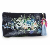 Papaya Beauty Bouquet Small Tassel Pouch