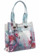 SOLD OUT Papaya Fireweed Luxe Tote