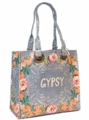 SOLD OUT Papaya Gypsy Peach Luxe Tote