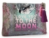 Papaya To The Moon Large Tassel Pouch