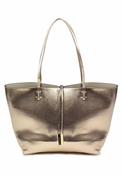 SOLD OUT Remi & Reid Departure Tote Champagne/Stone