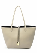 SOLD OUT Remi & Reid Departure Tote Stone-Black