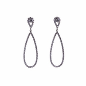 SOBE Classico Tear Drop Earrings
