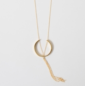 Soko Jewelry Hewa Pendant Necklace - CLOSEOUT