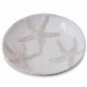Mud Pie Starfish Pasta Bowl - CLOSEOUT