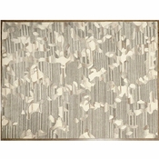 Studio-A by Global Views Anemone Rug-Grey/Ivory-6' x 9'