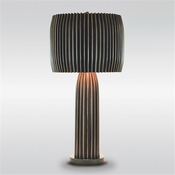 Studio-A by Global Views Crimp Table Lamp
