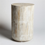 Studio-A by Global Views Driftwood Drum Table