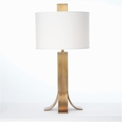 Studio-A by Global Views Everest Lamp-Antique Brass