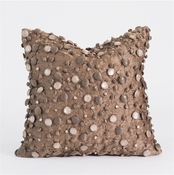 Studio A by Global Views Jewel Pillow-Bronze