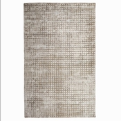 Studio-A by Global Views Lavello Rug-Silver-6' x 9'