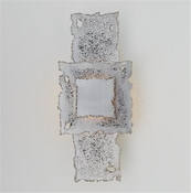 Studio-A by Global Views Melting Wall Sconce-Antique Nickel Hardwired