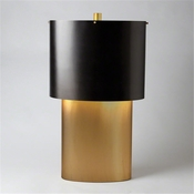 Studio-A by Global Views Nordic Gold Table Lamp-Large