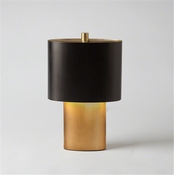 Studio-A by Global Views Nordic Gold Table Lamp-Small
