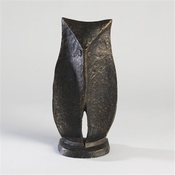 Studio-A by Global Views Owl Sculpture